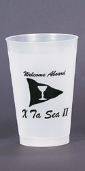 14-oz. Custom Squeez Cups