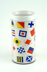 18-oz. Insulated Cooler - Code Flags