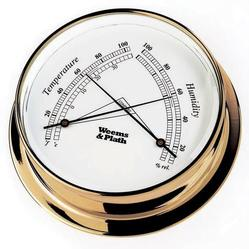 Brass Finish Comfortmeter -- 85mm