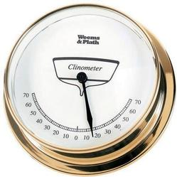 Brass Finish Clinometer -- 125mm