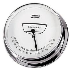 Chrome Finish Clinometer -- 125mm
