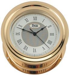Anniversary Quartz Ships Bell Clock