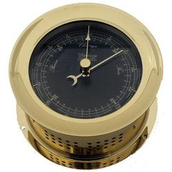 Atlantis Collection Premiere Barometer, Black Dial