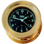 Orion Photo-Luminescent Quartz Ship's Bell Clock