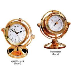 Clipper Clock & Barometer