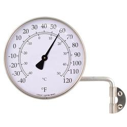 Dial Thermometer (Stainless Steel)