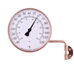 Dial Thermometer (Copper)