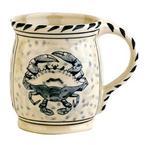 Blue Claw 16-oz Coffee Mug