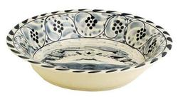Blue Claw Serving Bowl