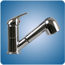 Compact Galley Faucet (#10881)