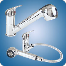 Compact Galley Faucet (#10880)