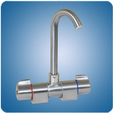 Folding Faucet (#10665)