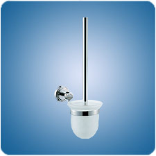 Mounted Toilet Brush (#70406)