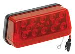 LED Waterproof Left-Hand Trailer Tail Light (Roadside) #281595