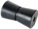 "5"" Boat Trailer Keel Roller with 3/4"" ID Hole"
