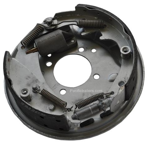 "Marine Grade Free-Backing Brake Assembly (10"" Left) #32681L"