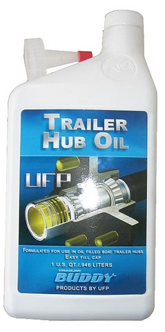 Trailer Buddy Hub Oil by UFP, 1qt. #07032
