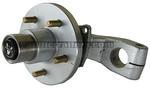 UFP 3750lb. Trailing Arm w/Vault 5-Lug Hub