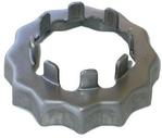 "3/4"" Axle Nut Retainer for D-style spindle w/o cotter pin hole"