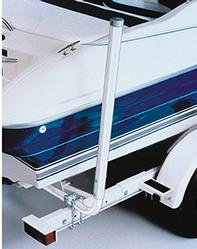 "Fulton Boat Guides, 44"" Tall - PVC Uprights #GB440101"