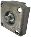 Fulton Trailer Jack Mounting Plate, Weld-On #P9012-00