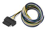 "5-Flat TRAILER End, 60"" Wiring Harness #118016"