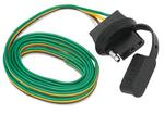 "4-Pole ""knockout"" wiring harness 60"" lead #118603"