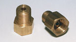"Male Connector 1/4"" IF Female x 1/4"" MP #202x4x4"