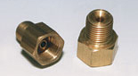 "Line Reducer Adapter 3/16"" Male x 5/16"" Female #7817"