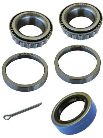 "Trailer Bearing Kit, 1 1/16"" Spindle, L44649 Inner/Outer Bearings"