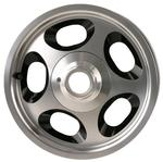 "Aluminum Trailer Wheel 14"" Rim-5 on 4.5"" (Type 79)"