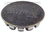 Trailer Buddy Stainless Steel Press in Cover Cap #07509