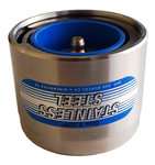 Bearing Buddy Stainless Trailer Wheel Bearing Protector, 2.328