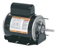 CHC364A Baldor Electric Motor .5HP AIR OVERHP 1100RPM 1PH 60HZ 48Z 1728C