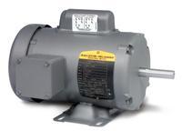 L3505 Baldor Motor .5HP 1140RPM 1PH 60HZ 56/56H 3528L TEFC