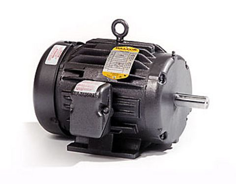 Buy m3538 baldor 1 2hp ac electric motor 3 phase for Baldor electric motor parts