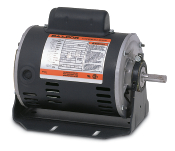 1/2HP 1725RPM 48 OPEN 115/230V 1PH Baldor Motor RL344A