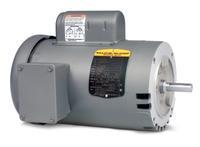 VL1305 Baldor AC Motor .5HP 1140RPM 1PH 60HZ 56C 3524L OPEN