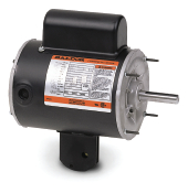 YPC344A Baldor Electric Motor .5HP 1625RPM 1PH 48YZ TEAO Light Industrial/Commercial