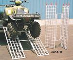 "Ramp Alum 6' x 51"" tri-fold 1k Capacity"