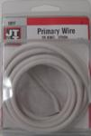 10/1 White Primary Wire 8-Foot