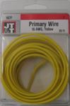 16/1 Yellow Primary Wire 20-Foot