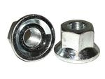 "5/8""-18 Flange Wheel Nut"