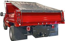 TRAILER TARP KIT 7 x 15 MESH