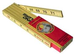 Rhino Ruler - 6 Fiberglass Folding Ruler - 10ths & Inches