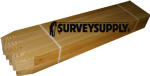"Survey Stakes - 1"" x 2"" x 30"" (25 per pack)"