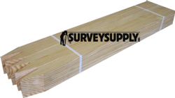 "Grade Stakes - 3/4"" x 2"" x 36"" (25 per pack)"