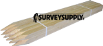 """Tree Stakes - 2"""" x 2"""" x 72"""" (10 per pack)"""