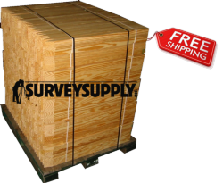 "Survey Stakes - 1"" x 2"" x 24"" (pallet of 1500)"