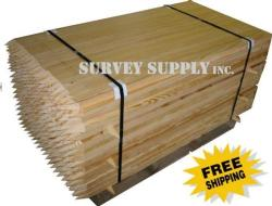 """Tree Stakes - 2"""" x 2"""" x 30"""" (pallet of 500)"""